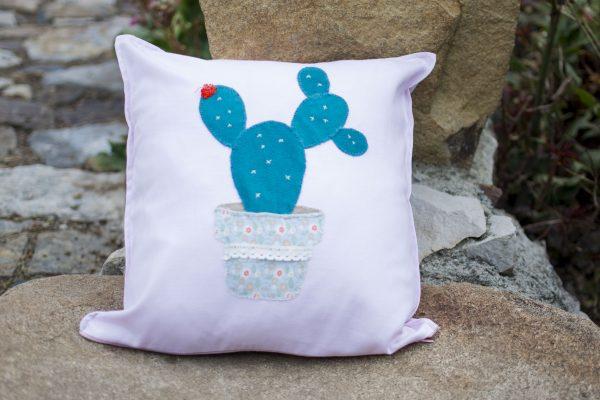 cojin decorativo - productos felices - ecológicos