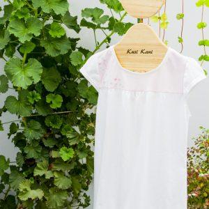 piyama bordada a mano - tienda de ropa ecológica para mujeres