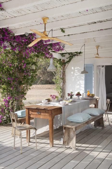 jardines exteriores - Kusi Kani