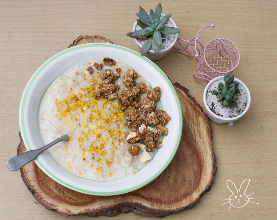 Desayuno saludable - Blog de diseño de estilo de vida saludable